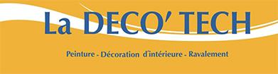La Déco'tech – Peinture Décoration Ravalement Logo
